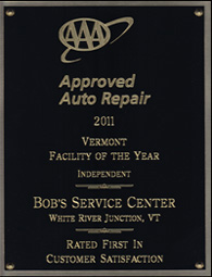 AAA 2011 Facility of the year